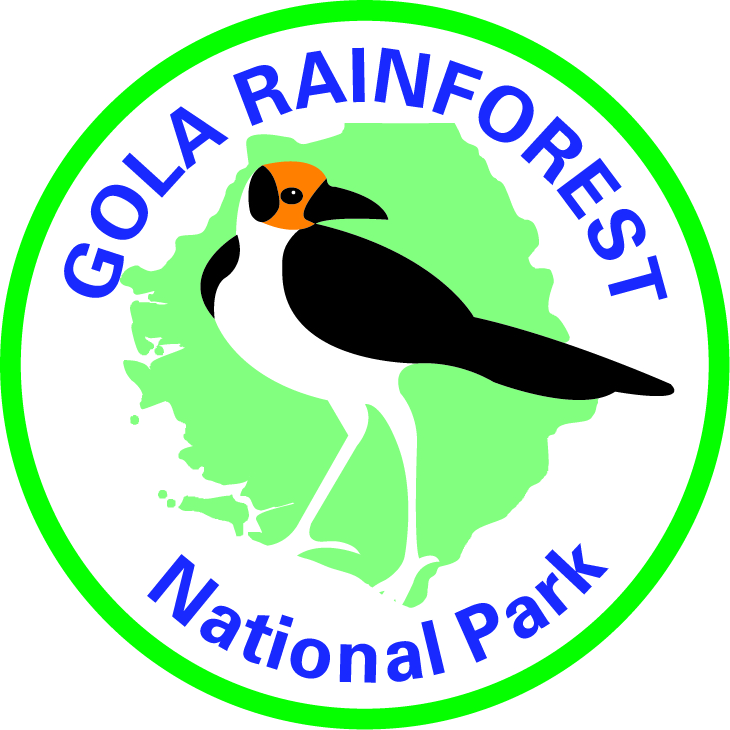 Gola Rainforest NP logo