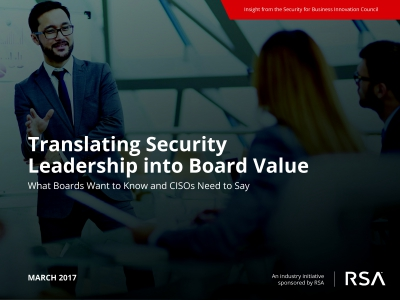 Forrester How To Become A Superstar Security Leader