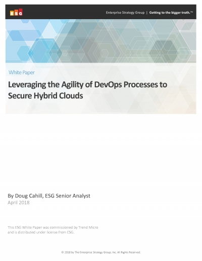 Leveraging The Agility Of Devops Processes To Secure Hybrid Clouds