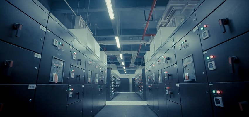 POWER CONSUMPTION AND DISTRIBUTION IN DATA CENTERS