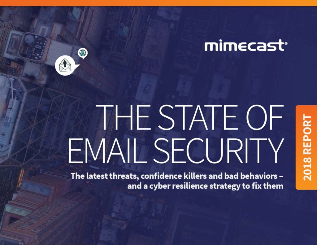 The State of Email Security 2018 Report