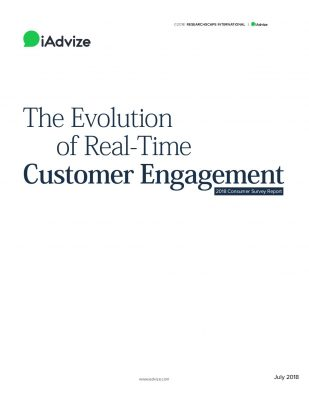 The Evolution of Real-Time Customer Engagement