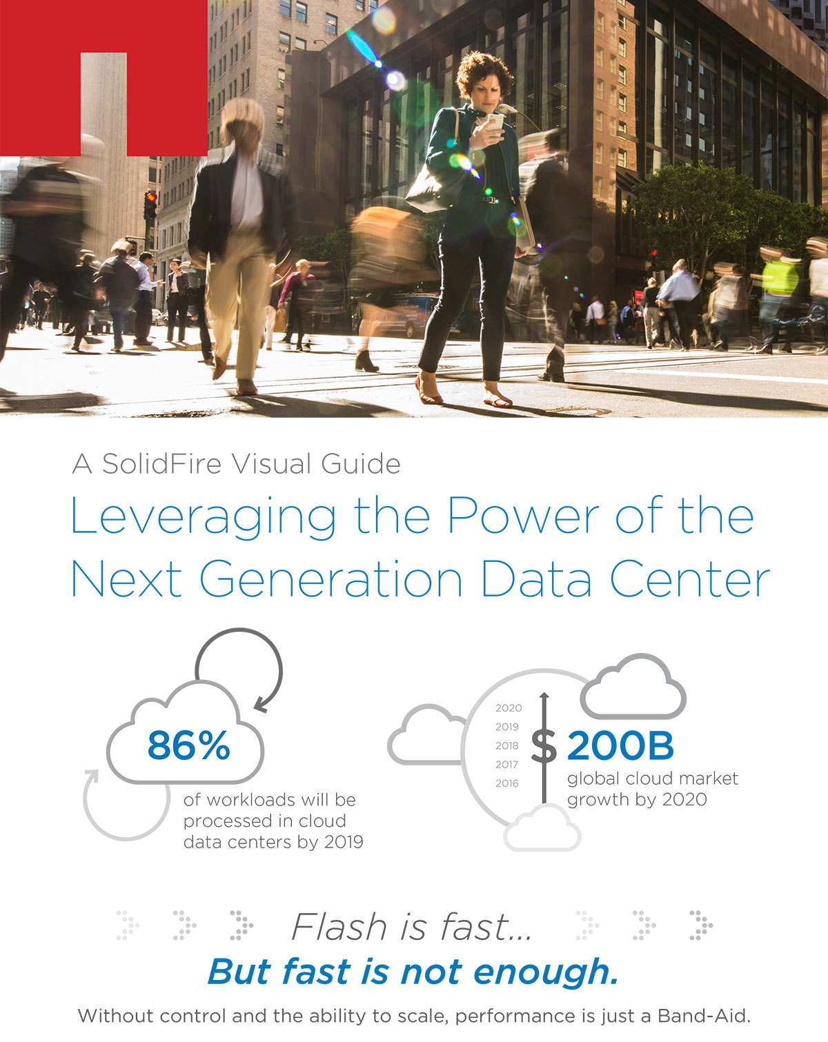 Leveraging the Power of Next Generation Data Center