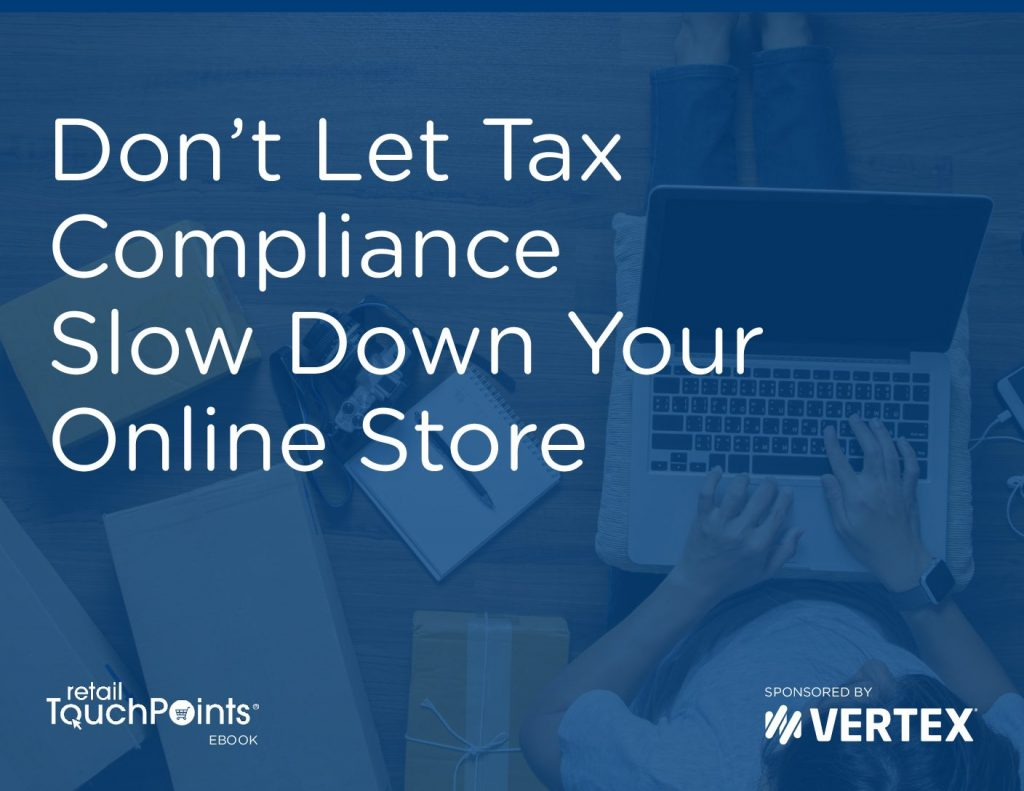 Don't Let Tax Compliance Slow Down Your Online Store