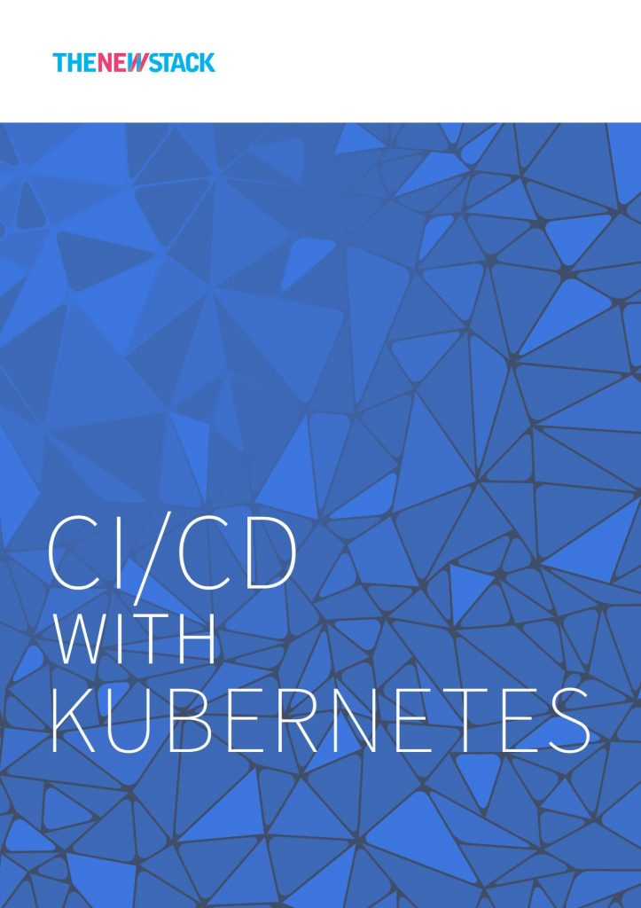 TNS (CI/CD): New e-Book from TNS: CI/CD with Kubernetes