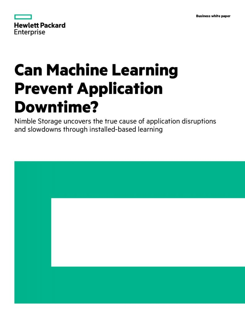Prevent App Downtime With Machine Learning (ML)