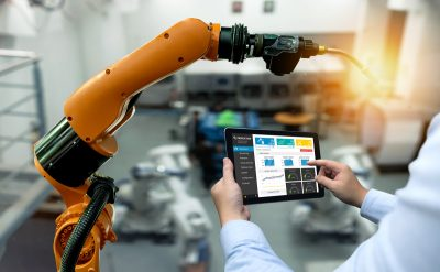 How Artificial Intelligence Is Improving Manufacturing Productivity