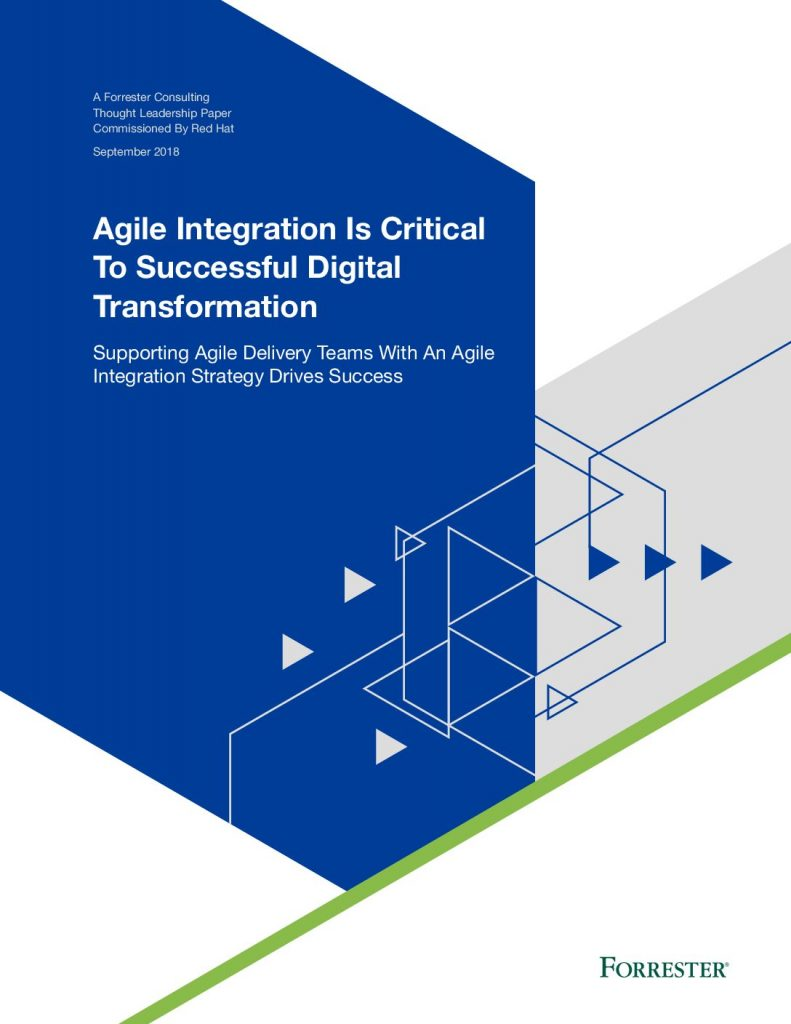 Agile Integration Is Critical To Successful Digital Transformation