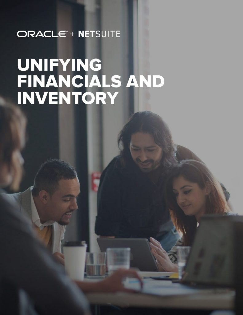 Unifying Financials & Inventory