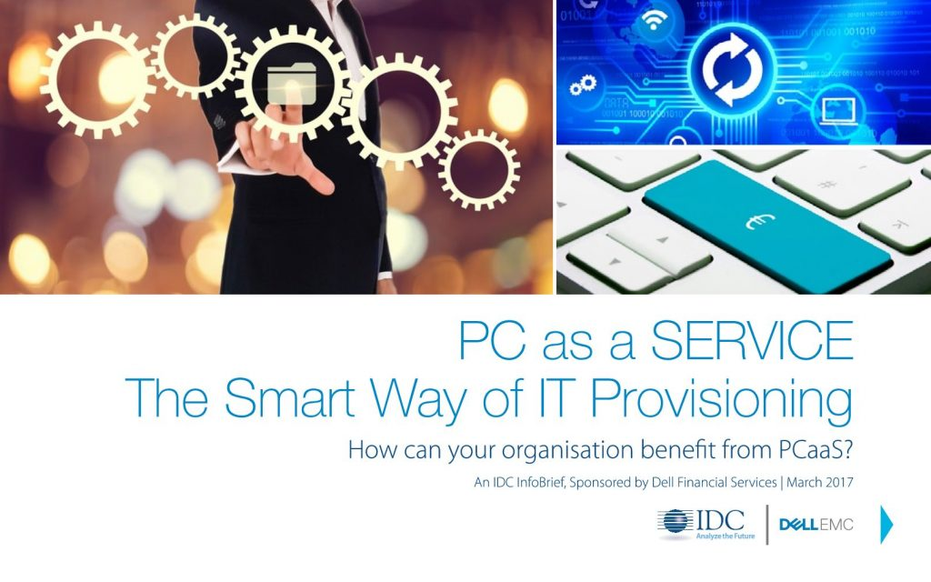 PC as a Service- The Smart Way of IT Provisioning