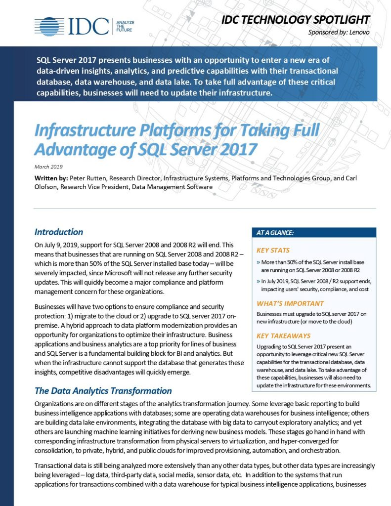 Download Infrastructure Platforms for Taking Full Advantage