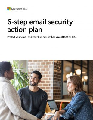 6-step email security plan
