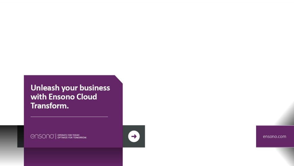 Unleash your business with Cloud