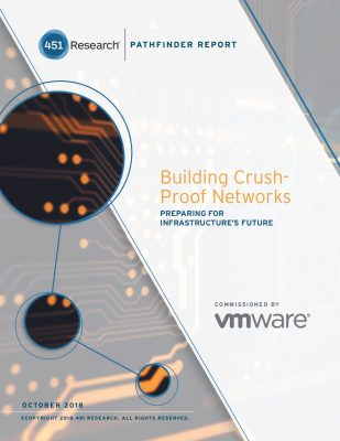 451 Research: Building Crush-Proof Networks Report