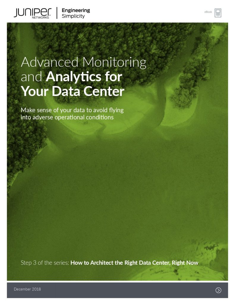 Advanced Monitoring and Analytics for Your Data Center