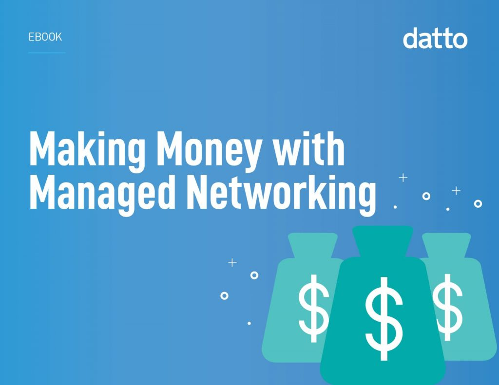 Making Money with Managed Networking