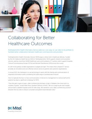 Collaborating for Better Healthcare Outcomes