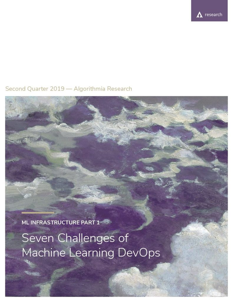 Seven Challenges of Machine Learning DevOps