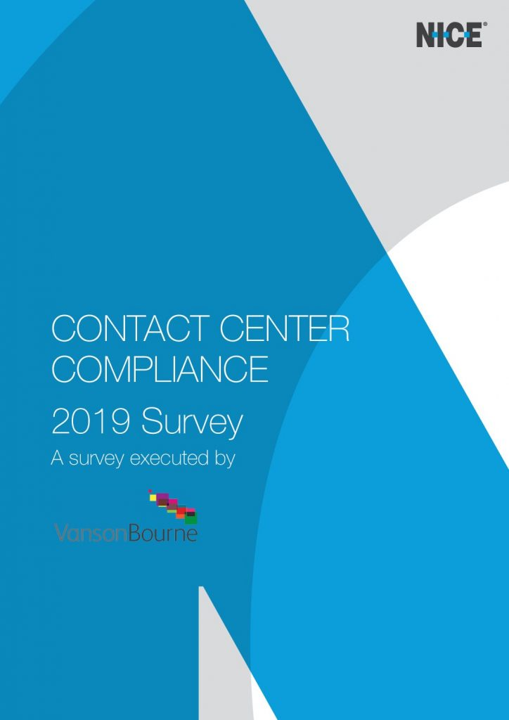 Contact Center Compliance 2019 Survey