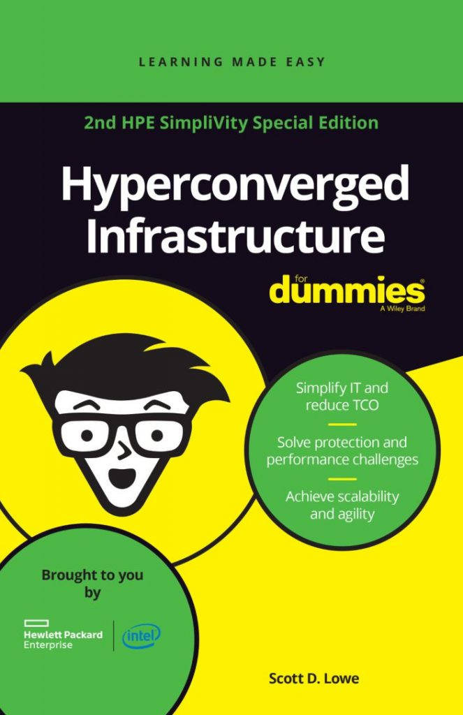 Hyperconverged Infrastructure for Dummies 2nd Edition