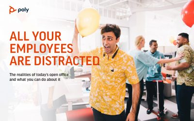 All Your Employees Are Distracted