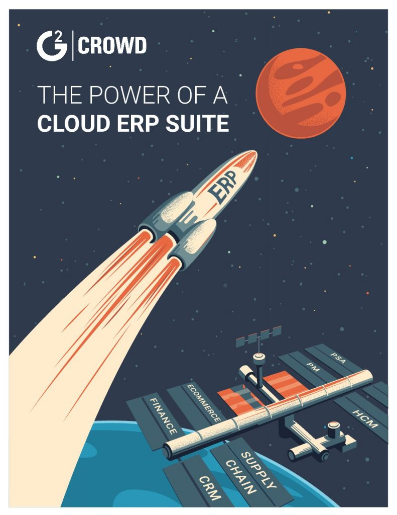 THE POWER OF ACLOUD ERP SUITE