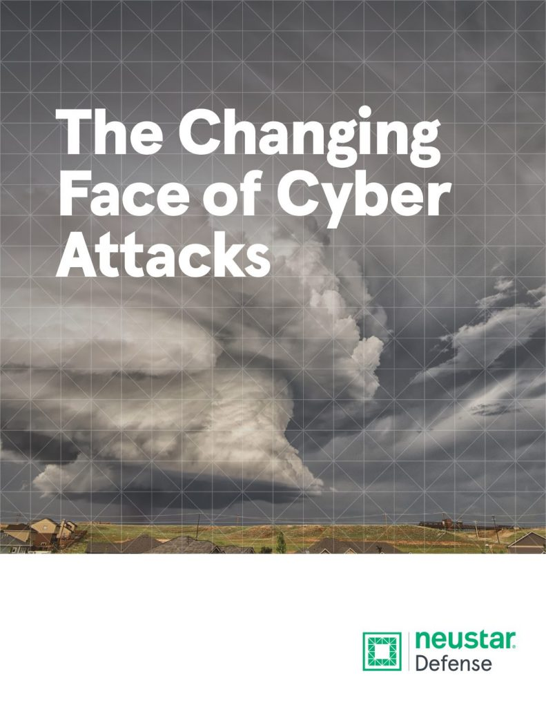 The Changing Face of Cyber Attacks