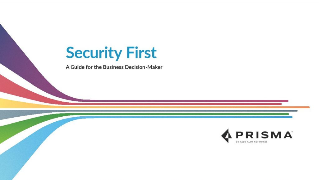 eBook: Security First – Creating a Secure, Compliant Public Cloud Environment