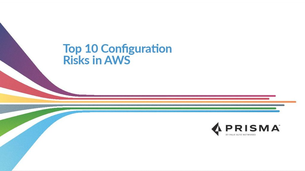 eBook: Top 10 AWS Risks and How to Resolve Them