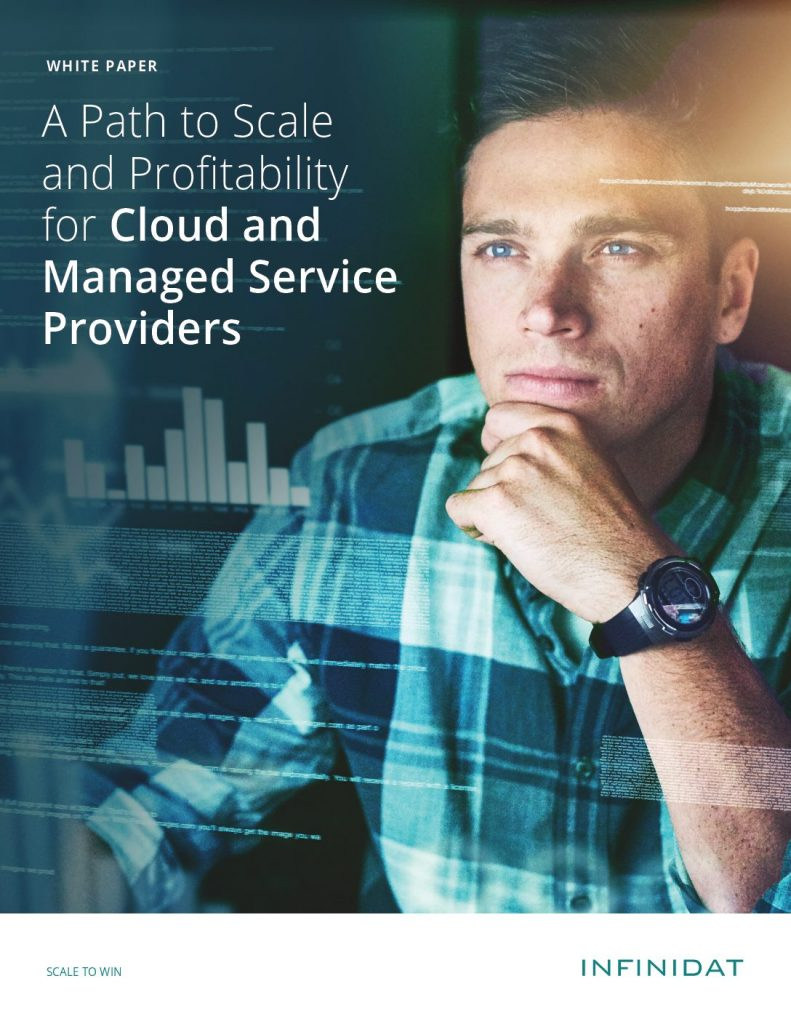 A Path to Scale and Profitability for Cloud and Managed Service Providers