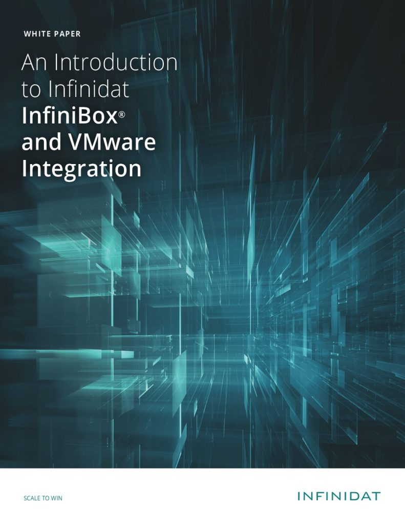An Introduction to Infinidat InfiniBox® and VMware Integration