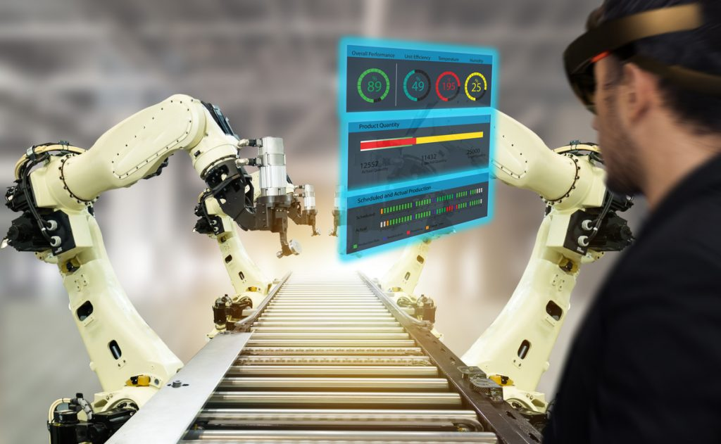 How AI and Machine Learning are Improving Manufacturing Productivity
