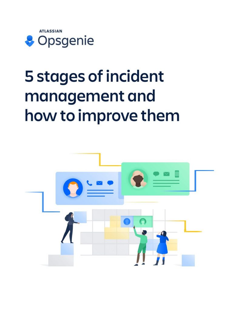 5 stages of incident management and how to improve them