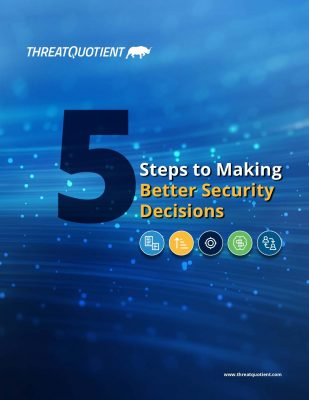 5 Steps to Making Better Security Decisions