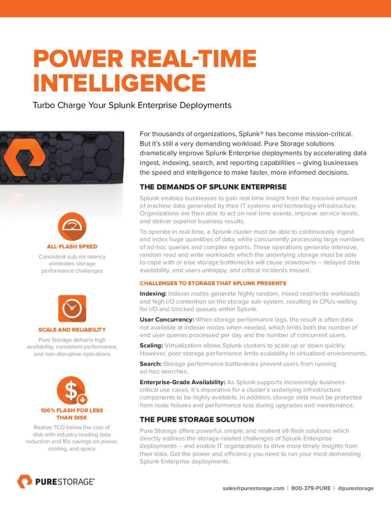 Power Real-Time Intelligence