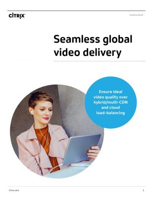 Seamless Global Video Delivery