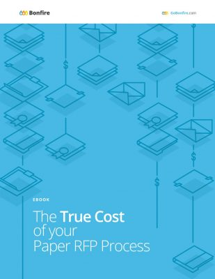 The True Cost of your Paper RFP Process