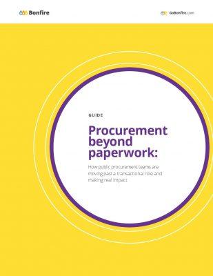 Procurement beyond paperwork: How Public Procurement Teams are Moving Past a Transactional Role and Making Real Impact