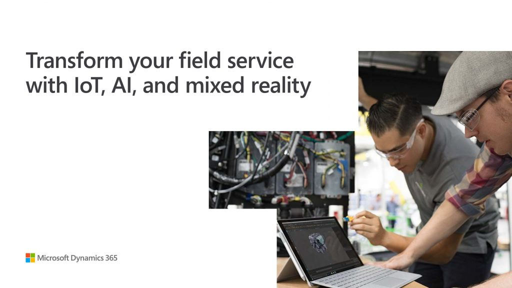 Digitally Transform Your Field Service: 5 Case Studies from Manufacturing
