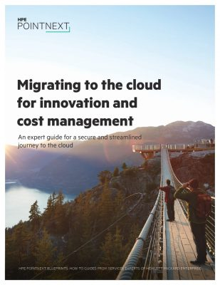 Migrating to the Cloud for Innovation and Cost Management