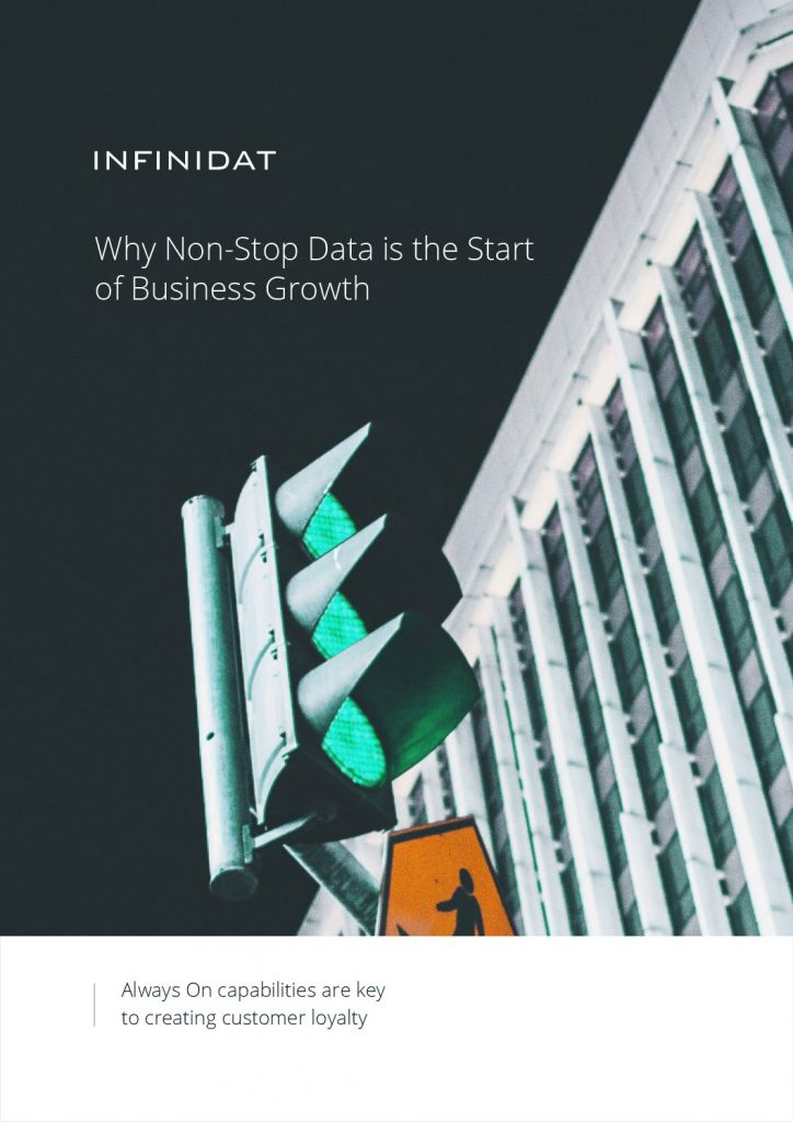 Why Non-Stop Data is the Start of Business Growth