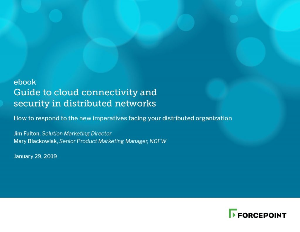 Rethinking Cloud Security in Distributed Networks