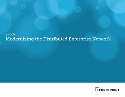 Modernizing the Distributed Enterprise Network