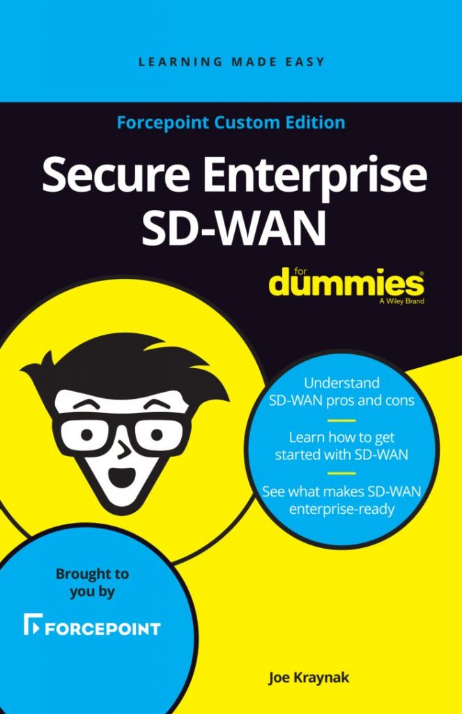 Secure Enterprise SD-WAN for Dummies