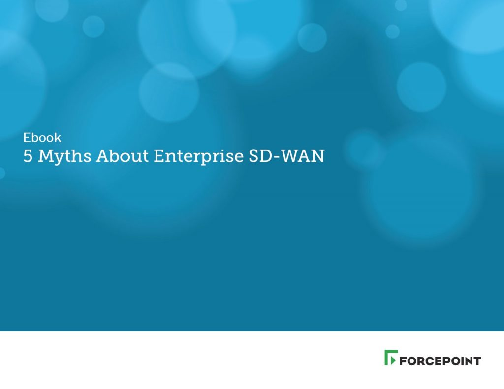 5 Myths About Enterprise SD-WAN