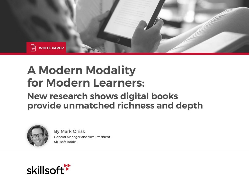 A Modern Modality for Modern Learners