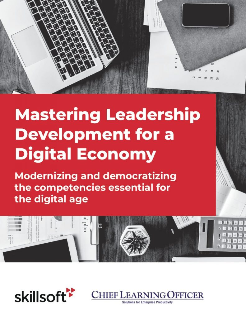 Mastering Leadership Development for a Digital Economy
