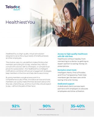 HealthiestYou cuts insurance claims
