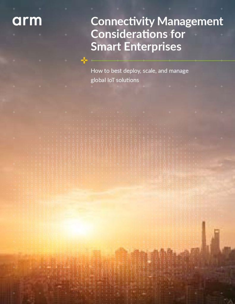 Connectivity Management Considerations for Smart Enterprise