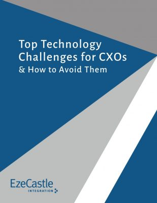 Top Technology Challenges for CXOs  and  How to Avoid Them